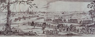XXXIII-14-4 1638Bezoek van Maria de Medici.