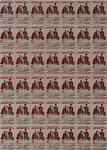 XXXIII-315-01 December 1921Actie voor steun aan noodlijdend Weenen.Vel sluitzegels van liefdadigheidsloterij voor ...