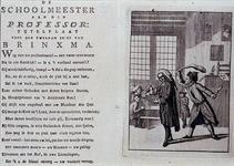 XXXIII-34 1785Spotprent op het optreden van Petrus Hofstede.