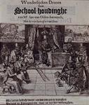 XXXIII-7 Spotprent naar aanleiding van de val van Johan van Oldenbarnevelt.