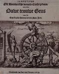 XXXIII-9 Spotprent naar aanleiding van de val van Johan van Oldenbarnevelt.