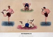 XXXIV-28-3 De voorstellingen van de beroemde petroplis.