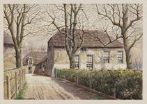 VERHEUL-NR-139 Boerderij aan de Abtswouderweg te Schipluiden.Eigenaar J. Kleiweg.(Abstwoude 42, Delft)