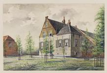 VERHEUL-NR-162 Boerderij Akkerleven, aan de Philips Hoofdjesweg, in Dirksland, gebouwd in 1786.Eigenaar: Mr. ...