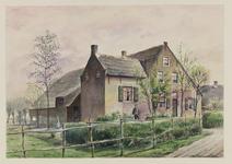 VERHEUL-NR-199 Boerderij, aan de Giessen, in Peursum.Eigenaar: IJ. Beusekom.Bewoner: D. Rietveld.