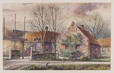 VERHEUL-NR-229 Boerderij, aan de Broekweg in Naaldwijk.Eigenaar: Dorus van Schie.