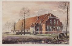 VERHEUL-NR-230 Boerderij Langendam, in Sommelsdijk.Eigenaar: G. Mastenbroek.