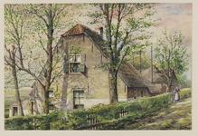VERHEUL-NR-245 Boerderij, aan de Steenendijk (gemeente Naaldwijk).Eigenaar: F. van der Lee.