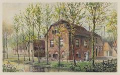 VERHEUL-NR-343 Boerderij, Zuideindscheweg in Delfgaauw (gemeente Pijnacker).Eigendom van gebroeders van Leeuwen.Huidige ...