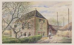 VERHEUL-NR-357 Boerderij aan der Kerkweg te Pijnacker.Eigenaar, bewoner: L. Ammerlaan.Bouwjaar: 1675.Huidige situatie: ...
