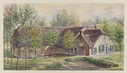 VERHEUL-NR-362 Boerderij aan de Lekdijk (buurtschap Opperduit) te Lekkerkerk.Eigenaar: J. Oskam.Huidige situatie: onbekend.