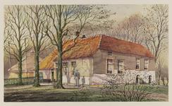 VERHEUL-NR-372 Boerderij aan de Abtswouderweg te Schipluiden.Eigenaar: M. van den Stap.Huidige situatie: afgebroken.