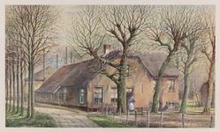 VERHEUL-NR-378 Boerderij aan de Wilhelminastraat 1 te Capelle aan den IJssel.Eigenaar: Fam. Hoogendijk.Bewoner: Gebr. ...