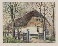 VERHEUL-NR-55 Boerderij Acht is meer dan duizend aan de Kerkweg te Pijnacker.Eigenaar: C. Eisberg.Bouwjaar: ...