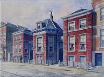 XXV-597-01 Herenhuis 65-67, aan de westzijde van de Schiekade.