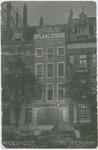PBK-10916 Het kantoorgebouw van het Dagblad van Rotterdam aan de Wolfshoek.