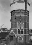1968-574-TM-579 Watertoren Delfshaven aan de Schiehavenweg.Afgebeeld van boven naar beneden:-574: zuid-westzijde; links ...
