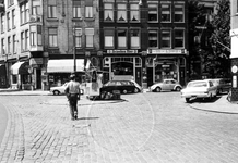 1969-2929-TM-2930 Gezichten in de Van Speykstraat.Afgebeeld van boven naar beneden:-2929: gezien vanaf de ...
