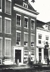 1970-1475 Gezicht op de Coolsingel pand nr. 52, in 1878 bewoond door de dames Van der Pot.