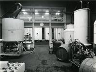 1976-1954 Interieur van het gebouw van de firma Hulstkamp aan de Maaskade.