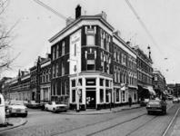 1977-457-TM-461 Gezicht op de Goudse Rijweg. 5 opnamen.Afgebeeld van boven naar beneden:-457: hoek Sophiastraat, uit ...