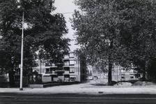 1978-1612 Boezemweg ter hoogte van de Veemarktstraat midden, uit het oosten.