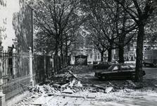 1978-1619 De Boezemweg, een deel van de vroegere Veemarkt, vanaf hoek Goudse Rijweg uit het zuiden.