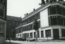 1978-1673 De Koepelstraat, gezien vanuit de Spiegelnisserkade.