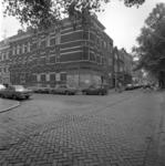 1978-2292-TM-2296 Huizen aan de Heemraadssingel.Afgebeeld van boven naar beneden:-2292: rechts de ...