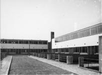 1978-3407 Woningen van architect J.J.P. Oud aan de Nederhovenstraat in de wijk Kiefhoek.