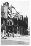 1979-1353 Restanten na het bombardement van 14 mei 1940. De Rederijstraat.