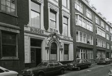 1979-2729 Hotel de Zon, zuidzijde van de Hendrik de Keysertraat.