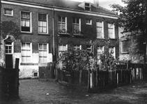1980-1803 Gezicht op de Katshoek, ter hoogte van het huis met nr. 13.