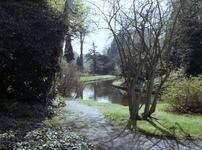 1981-1975 Bomenpark Arboretum Trompenburg aan de Honingerdijk.