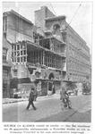 1982-2490 Nieuwbouw voor de Gemeentelijke Telefooncentrale aan de Botersloot.