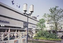 1982-4002 De Lijnbaan, gezien vanuit het zuidwesten.