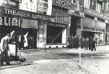 1984-1645 Bomaanslag op de Coolsingel waarbij Eugen Konovalets, de leider van de Oekraïense nationalistische ...