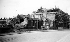 1984-2754 Gezicht in de door het Duitse bombardement van 14 mei 1940 getroffen Zegwaardstraat,