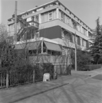 1984-801 Huize Siloam aan de Merulaweg, westzijde.