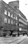 1986-1563 De Gemeentelijke Telefoondienst aan de Gedempte Botersloot.