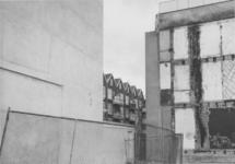 1986-990 Gezicht op de Aleidisstraat, hoek van de Duivenvoordestraat.