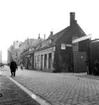1988-3014 Het Zwaanshals aan de oostzijde uit zuidelijke richting. Ter hoogte van de Raephorststraat.