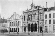 1989-101 De Coolsingel met schouwburg Tivoli.