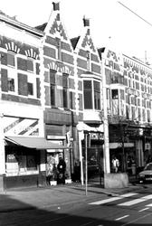 1989-30-TM-33 Gezichten op de noordzijde van de Nieuwe Binnenweg.Afgebeeld van boven naar beneden:-30: nummers ...