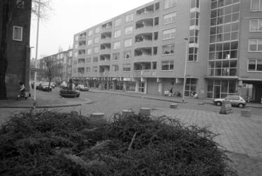 1989-3203 Frits Ruysstraat gezien, vanaf de Weteringstraat.