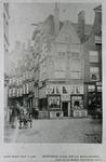 1991-1546 De Grotemarkt met het huis In Duizend Vreezen, links het Hang.