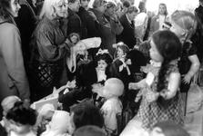 1991-2241 In Ahoy' wordt een poppenbeurs gehouden, met een aantal bezoekers van ca. 8000.