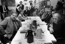1991-2245 Bezoek voorzitter Sociale Vernieuwing., De voorzitter van de Interbestuurlijk Projektgroep Sociale ...