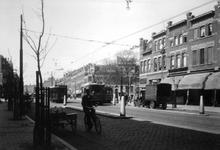 1991-3039 Gezicht in de Eerste Middellandstraat met rechts de Henegouwerlaan.