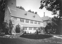 1991-3091 De Waalse kerk aan de Boshoek.